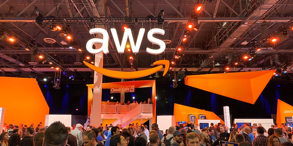 AWS-reInvent-Expo-2019