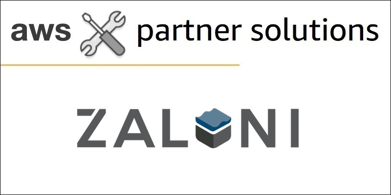 Zaloni_AWS Solutions
