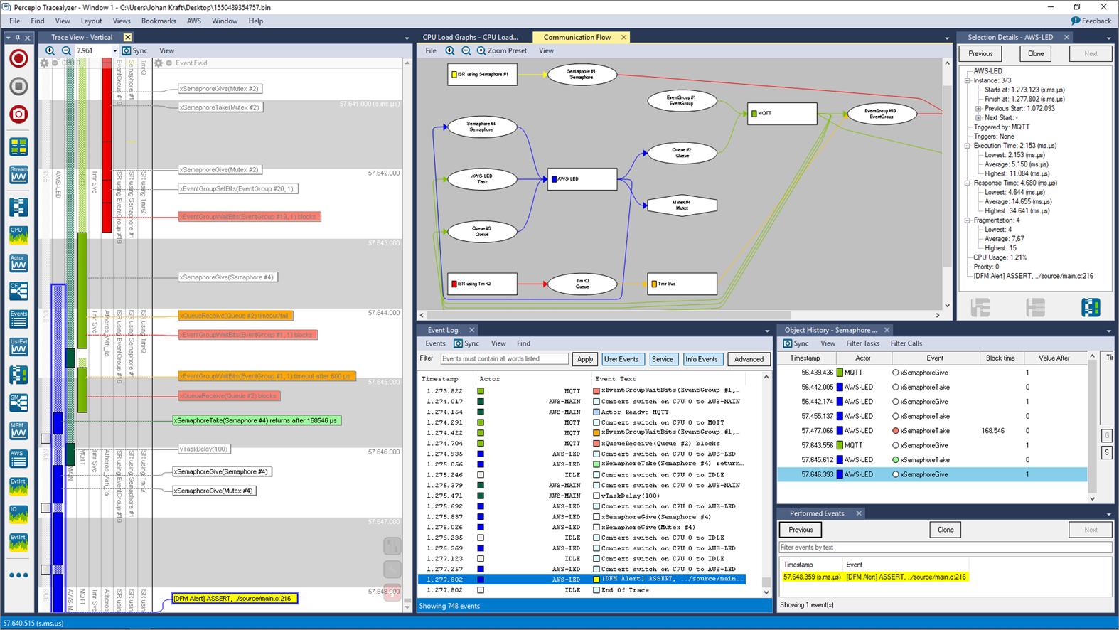 Percepio-DevAlert-AWS-IoT-2