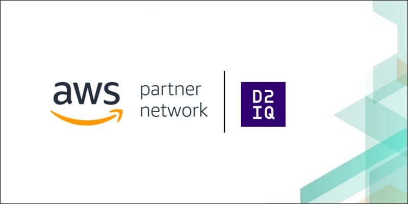 D2iQ-AWS-Partners