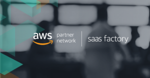 AWS SaaS Factory 1