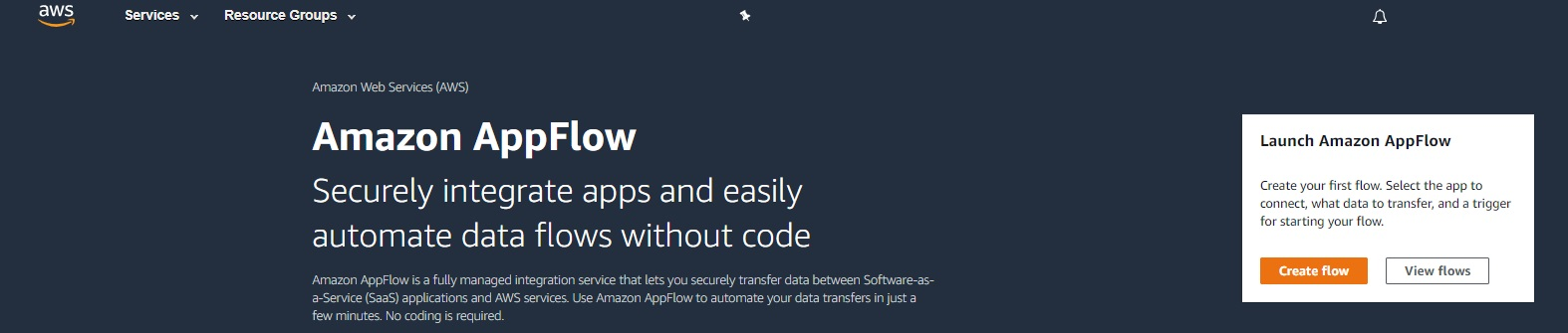 Salesforce-Amazon-AppFlow-1