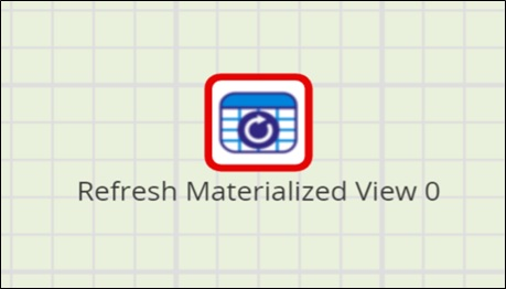 MatillionETS Redshift MaterializedViews Fig5 DragRefreshedMaterialView