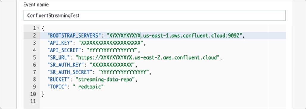 Confluent Redshift DataWarehousing Fig15 EnterNameforTestEvent new