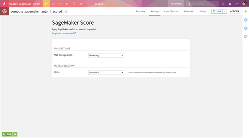 Dataiku-Amazon-SageMaker-4