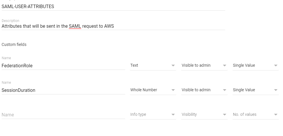 Setting up G Suite SAML 2 0 federation with Amazon AppStream