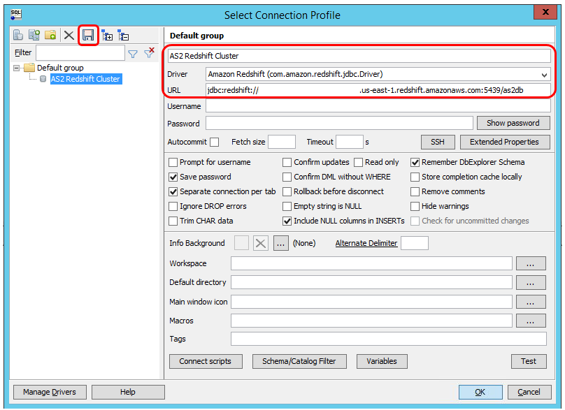 Enabling default OS and application settings for your users