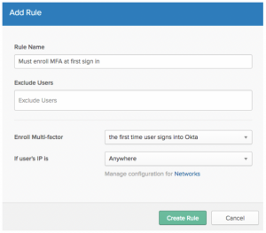 Integrating Okta MFA with Amazon WorkSpaces | Desktop and