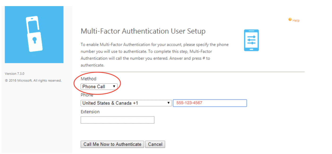 Integrating Microsoft Azure MFA Server with Amazon WorkSpaces