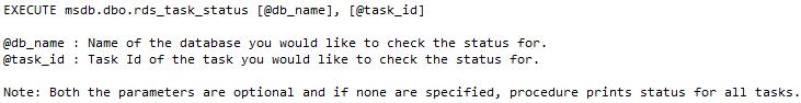TaskStatus