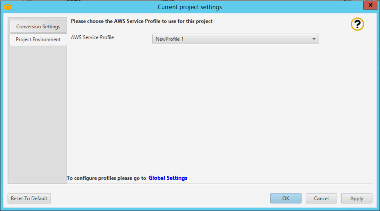 CurrentProjectSettings