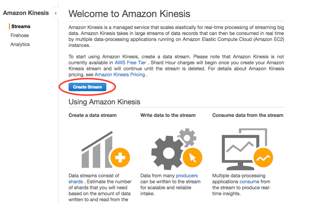 Streaming Changes in a Database with Amazon Kinesis | AWS Database Blog