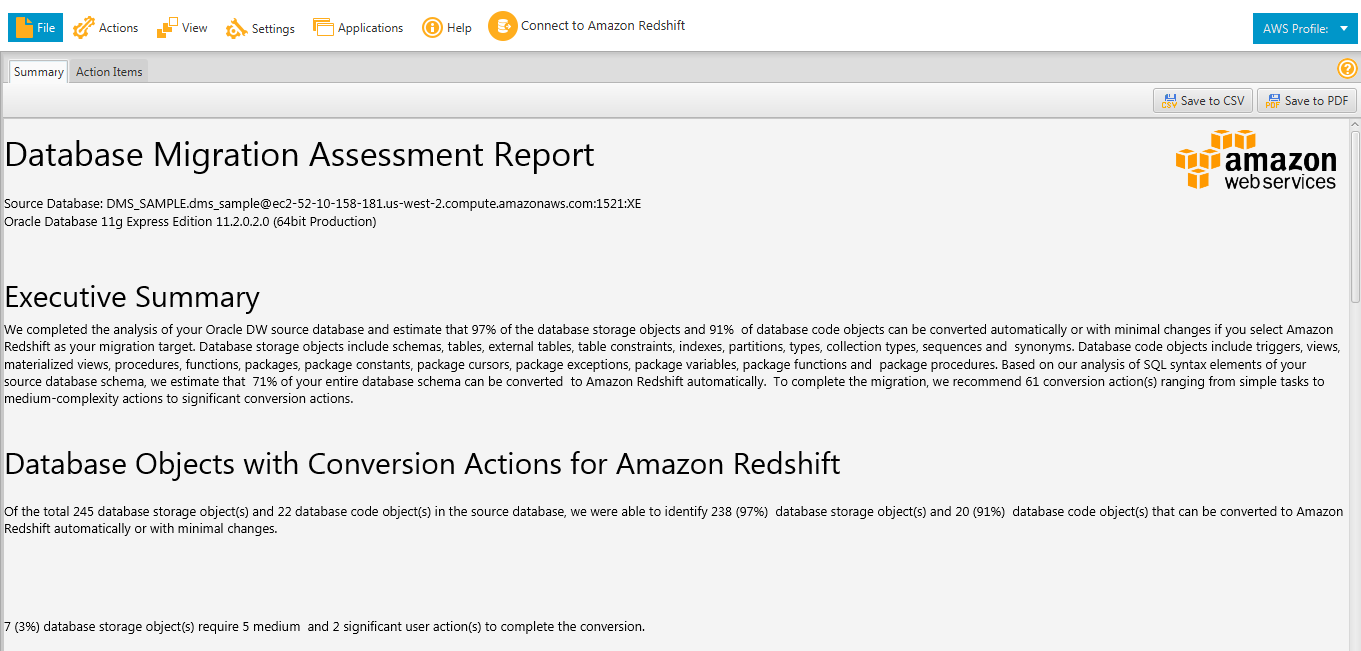 Security Assessment: Oracle Database Security Assessment Tool