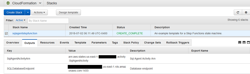 Replace SQL Server Agent Job with AWS Step Function | AWS