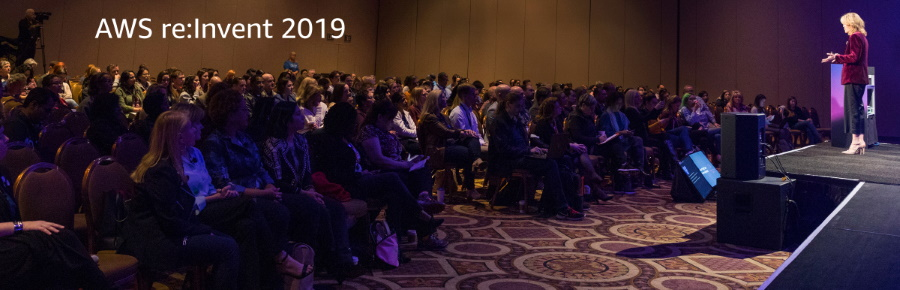 Your guide to Amazon RDS sessions, workshops, and chalk talks at AWS re:Invent 2019
