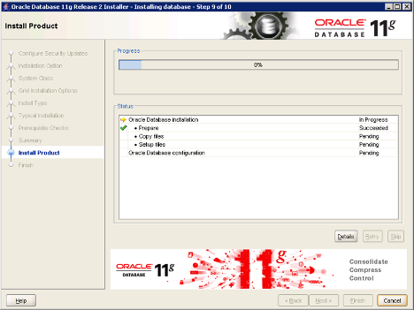 <alt_text: Oracle Database Installation (cont.)>