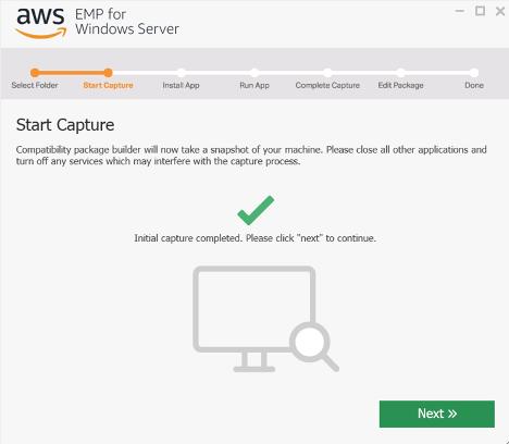 <alt_text: Install Application Step>
