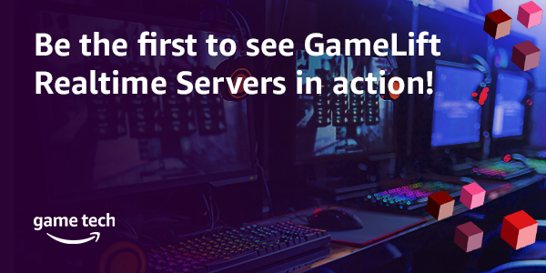 GameLift Realtime Preview
