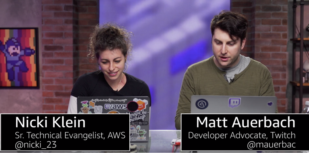 Build a Twitch Extension With an AWS Serverless Backend | Amazon
