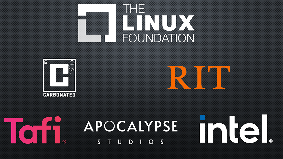 A few O3DE partners.