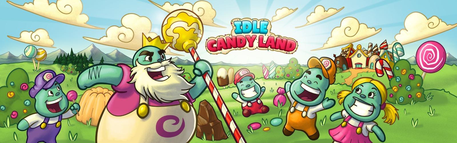 Idle Candy Land