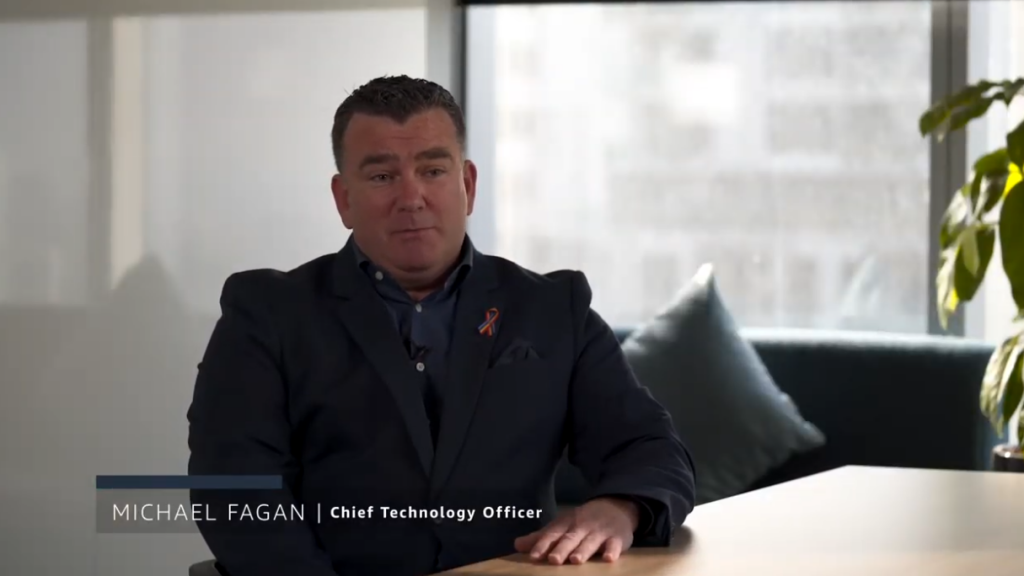 Image of Michael Fagan, CTO of Kmart