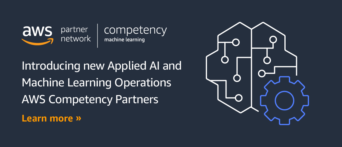 AWS ML Competency 2021