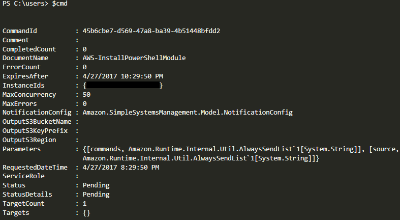 Using Microsoft PowerShell DSC with Amazon EC2 Systems Manager | AWS
