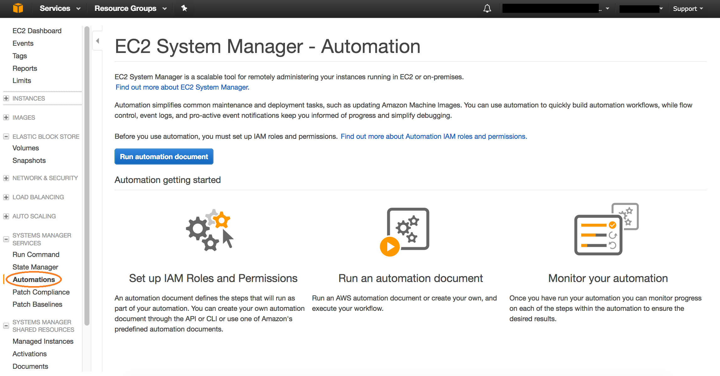 Windows AMI Patching and Maintenance with Amazon EC2 Systems Manager