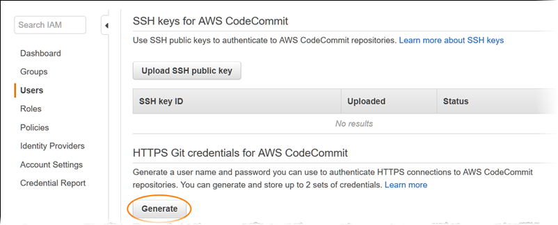 Using AWS Cloud9, AWS CodeCommit, and Troposphere to author