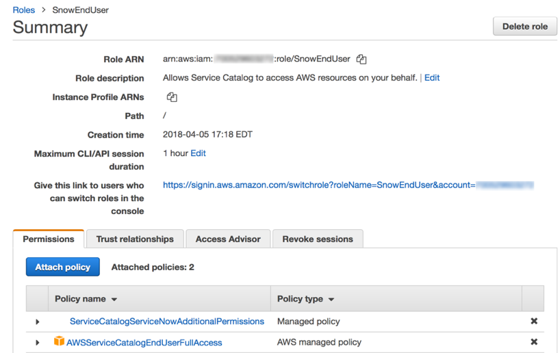 How to install and configure the AWS Service Catalog Connector for