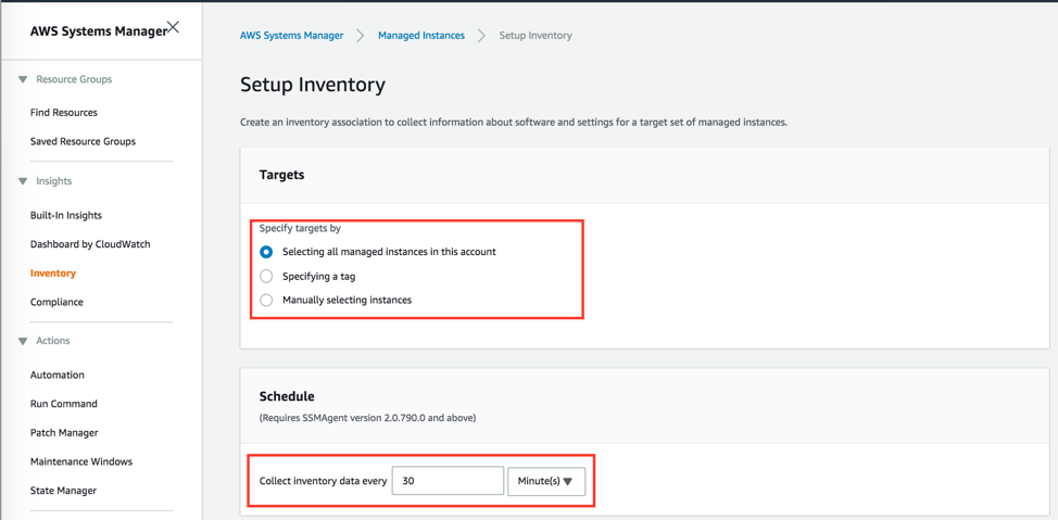 Using AWS Systems Manager Inventory with Tags | AWS