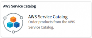 ServiceNow Service Catalog product for AWS Service Catalog