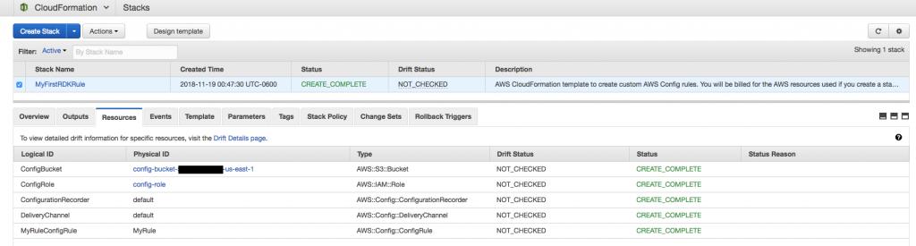 AWS Config RDK: Multi-account and multi-Region deployment