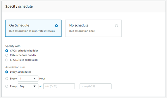 Packaging to Distribution – Using AWS Systems Manager