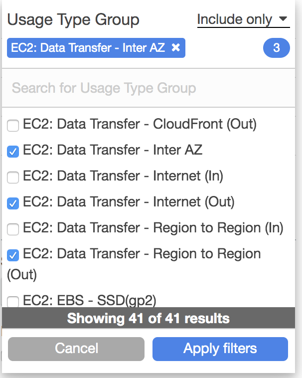 Using AWS Cost Explorer to analyze data transfer costs | AWS