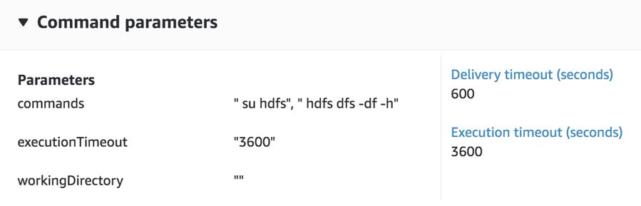Hadoop Command