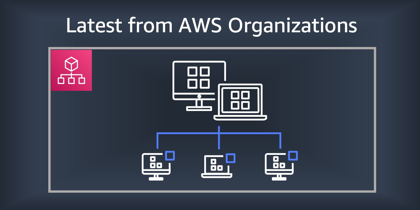 Latest from AWS Organizations