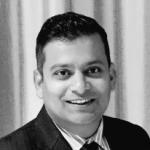 Toshal Dudhwala Headshot