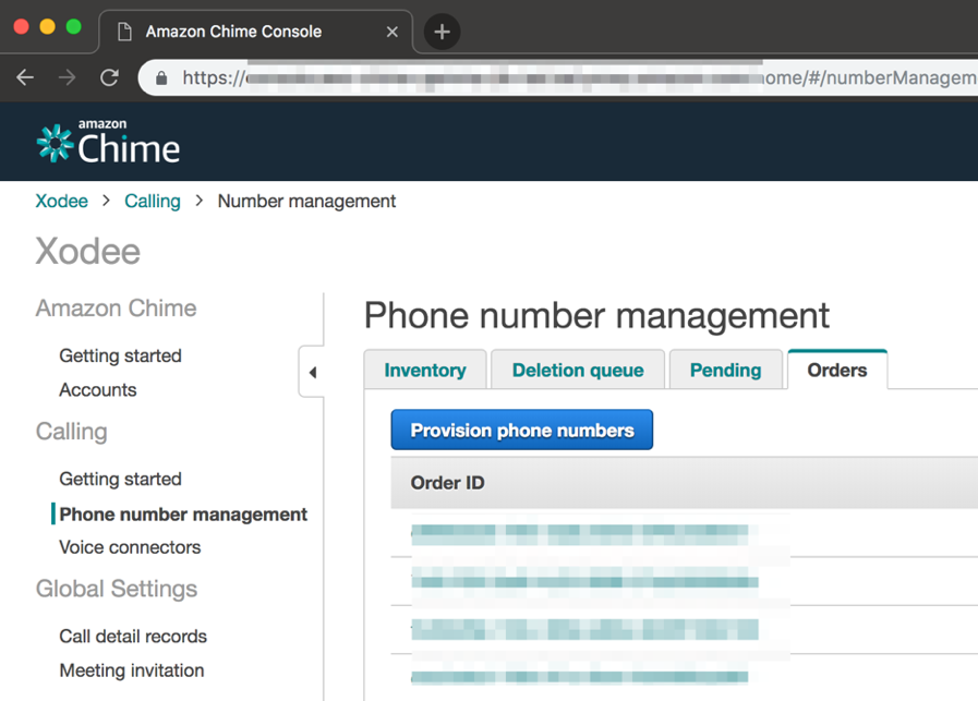 Announcing Amazon Chime Business Calling and Amazon Chime