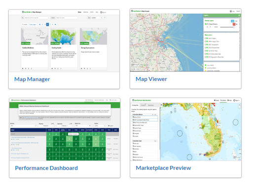 Geospatial Platform: Shared and Trusted Geospatial Data for Government Agencies | Amazon Web Services