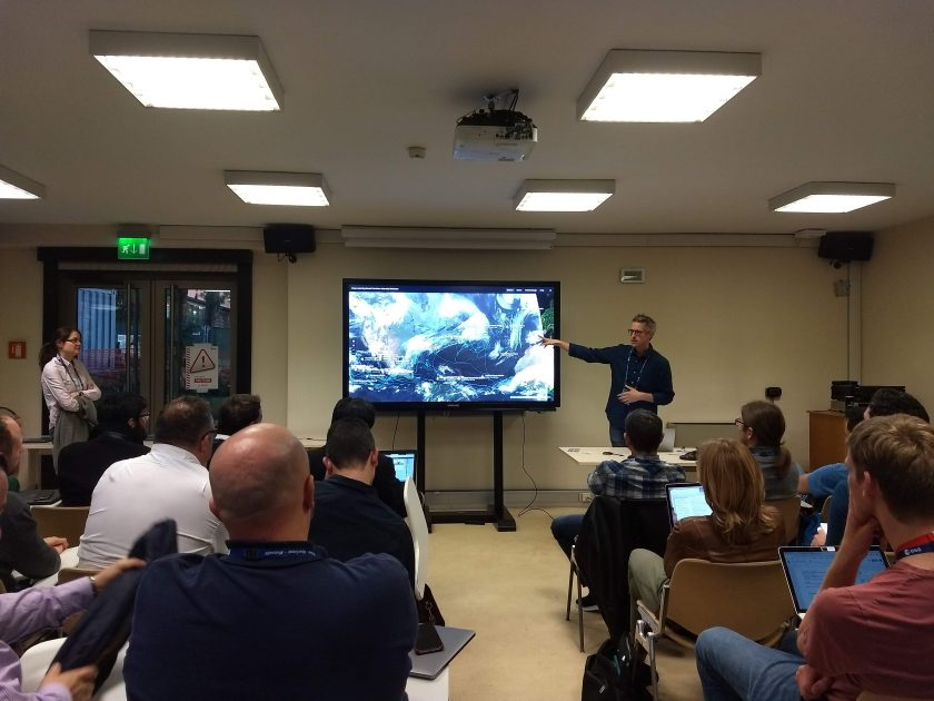 Earth on AWS session at ESA Φ-week | Amazon Web Services