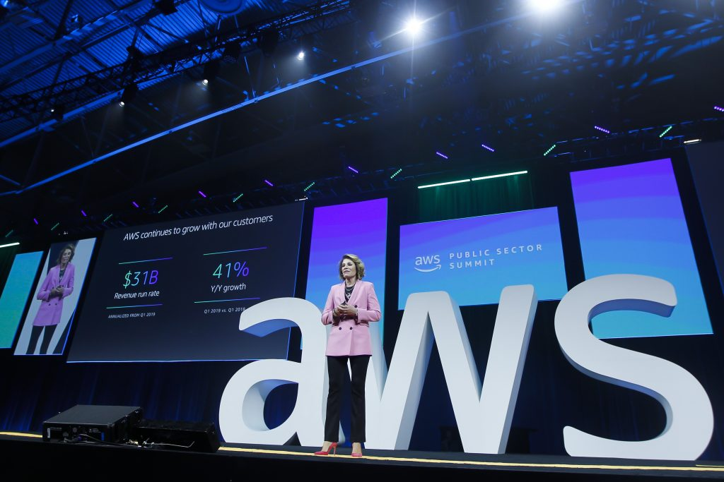 15 Highlights from the 2019 AWS Public Sector Summit Keynote
