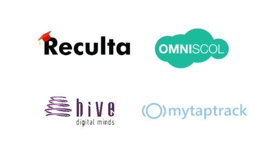 Hot Startups EdTech Logos