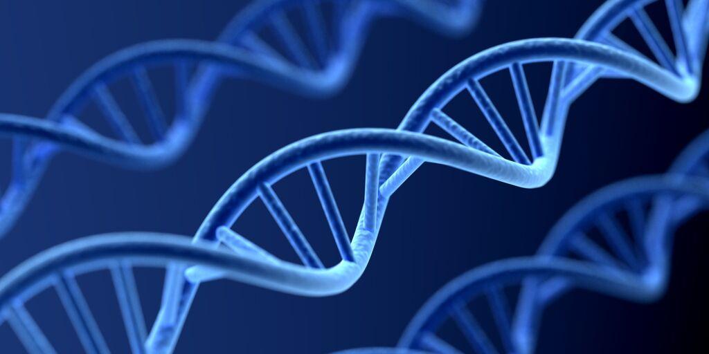 genomics DNA image