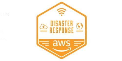 Amazon Disaster Relief logo