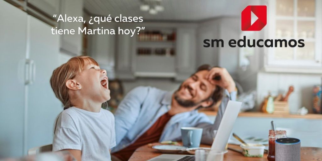 SM Educamos Alexa skill