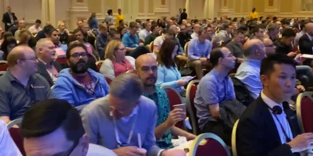 re:Invent 2019 public sector breakfast