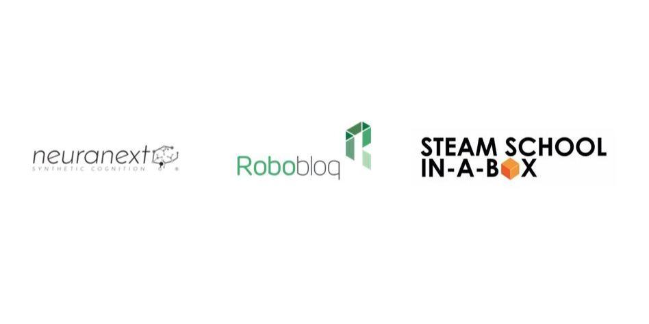 Hot AWS EdTech startups logos