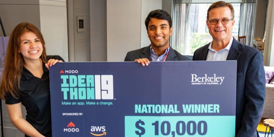 ModoLabs Ideathon Winner Check